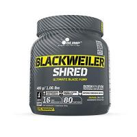 Geschenke für Leiter eines Tabakgeschäftes/in Olimp Blackweiler Shred, Exotic Orange, 480 g, Pre Workout Booster und Fettverbrenner, L-Arginin und Beta-Alanin