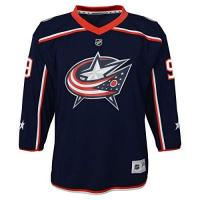 Columbus Blue Jackets NHL by Outerstuff NHL Columbus Blue Jackets Kids & Youth Boys Artemi Panarin Replica Jersey-Home, Navy, Youth Large/X-Large(14-18)
