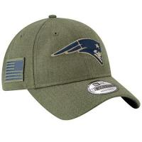 New England Patriots New Era 9Twenty Cap - Salute to Service New England Patriots