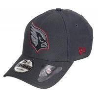 Arizona Cardinals New Era Arizona Cardinals 9forty Adjustable Cap - NFL Hex Era - Graphite - One-Size