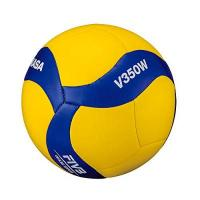 WWK Volleys Herrsching MIKASA Volleyball V350W, blau, 5