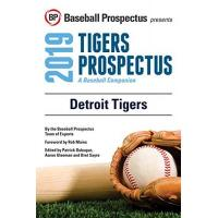Detroit Tigers Detroit Tigers 2019: A Baseball Companion (English Edition)