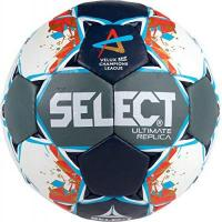 Morrazo Cangas Select Ultimate Replica Ball für Erwachsene, Unisex, Grey/Blue/Red, Senior (3)