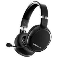 Italienische Serie B SteelSeries Arctis 1 Wireless – Wireless Gaming Headset – USB-C Wireless – Abnehmbares ClearCast Mikrofon – für PS4, PC, Nintendo Switch, Android