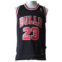Chicago Bulls LinkLvoe Herren NBA Michael Jordan # 23 Chicago Bulls Basketball Trikot, die treuen Fans der Los Angeles Lakers und Lebron James dürfen Dieses Trikot Nicht verpassen