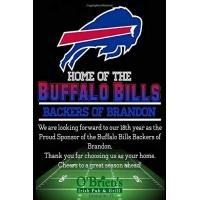 Buffalo Bills Buffalo Bills Projects To Complete Lined Notebook Journal, 100 Pages (6 x 9 Inches) Blank Ruled Writing Journal With Inspirational Quotes, Perfect ... Family Ideas .: Best Gift Buffalo Bills Fan