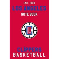 Los Angeles Clippers Los Angeles Clippers : Los Angeles Clippers Notebook & Journal - NBA Fan Essential : NBA Basketball Sport Notebook - Journal - Diary: Los Angeles ... Appreciation - 110 pages   Size: 6 x 9 Inch