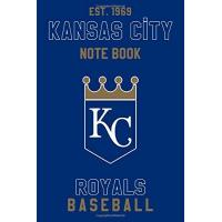 Kansas City Royals Kansas City Royals : Kansas City Royals Notebook & Journal - MLB Fan Essential : MLB Sport Notebook - Journal - Diary: Kansas City Royals Fan Appreciation - 110 pages | Size: 6 x 9 Inch