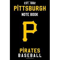 Pittsburgh Pirates Pittsburgh Pirates : Pittsburgh Pirates Notebook & Journal - MLB Fan Essential : MLB Sport Notebook - Journal - Diary: Pittsburgh Pirates Fan Appreciation - 110 pages | Size: 6 x 9 Inch
