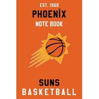 Phoenix Suns Phoenix Suns : Phoenix Suns Notebook & Journal - NBA Fan Essential : NBA Basketball Sport Notebook - Journal - Diary: Phoenix Suns Fan Appreciation - 110 pages | Size: 6 x 9 Inch