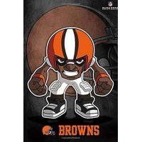 Cleveland Browns Cleveland Browns Projects To Complete Lined Notebook Journal.