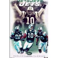 New York Jets New York Jets Weekly Meal Planner Lined Notebook Journal.