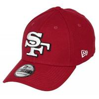 San Francisco 49ers New Era San Francisco 49ers 39thirty Stretch Cap - NFL Elemental - Red - S-M (6 3/8-7 1/4)