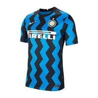 Inter Mailand Nike Kinder Inter LK NK BRT KIT HM Football Set, Blue Spark/(White) (Full Sponsor), M