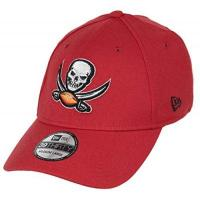 Tampa Bay Buccaneers New Era Tampa Bay Buccaneers 39thirty Stretch Cap - NFL Elemental - Red - S-M (6 3/8-7 1/4)