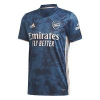 Arsenal adidas Herren Trikot Arsenal FC 3RD Jersey 2020/21, Legend Marine/Light Flash Orange, M, GH6653