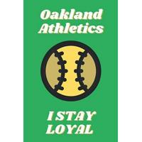Oakland Athletics Oakland Athletics: Lined Notebook Journal, 110Pages (6 x 9 Inches) Blank Ruled Writing Journal, Perfect Diary Notebook Gifts ... Ideas .: Best Gift For Oakland Athletics Fan