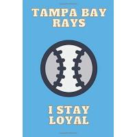 Tampa Bay Rays Tampa Bay Rays: Tampa Bay Rays Notebook & Journal   MLB Fan Essential   Tampa Bay Rays Fan Appreciation,6x9 inch, 110 pages, a blank line, notepad