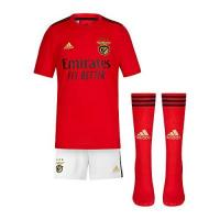 SL Benfica adidas SL Benfica Home Youth Kit 2020-21, Unisex Kinder, Red/Black/Gold/White, 164