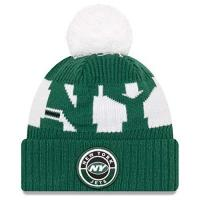 New York Jets New Era NFL ON-Field Sideline Mütze - New York Jets