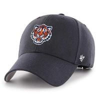 Detroit Tigers '47 Brand Relaxed Fit Cap - MVP Vintage Detroit Tigers Navy