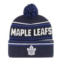 Toronto Maple Leafs 47 Brand Toronto Maple Leafs Ice Cap 47 Cuff Knit NHL Beany Beanie One Size Forty Seven