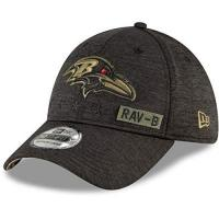 Baltimore Ravens New Era 39Thirty Cap Salute to Service Baltimore Ravens - M/