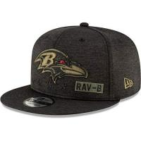 Baltimore Ravens New Era 9FIFTY Cap Salute to Service Baltimore Ravens - M/L