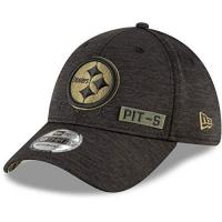 Pittsburgh Steelers New Era 39Thirty Cap Salute to Service Pittsburgh Steelers -