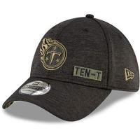 Tennessee Titans New Era 39Thirty Cap Salute to Service Tennessee Titans - L/