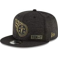 Tennessee Titans New Era 9FIFTY Cap Salute to Service Tennessee Titans - M/L