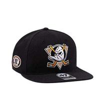 Anaheim Ducks '47 Anaheim Ducks Jersey Patch Edition Captain Snapback Cap - NHL Kappe