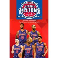 Detroit Pistons Giant Collection about NBA Basketball Detroit Pistons Trivia: Quizzes about Stories Of History, Players & Fun Facts from Easy to Difficult for Fan: Fun ... Basketball Detroit Pistons (English Edition)