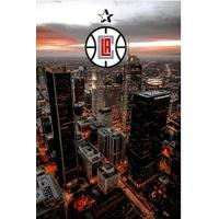Los Angeles Clippers CLA: (Basketball) Clippers Los Angeles Journal / bloc note - 120 pages 6x9