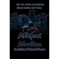 Miami Marlins Miami Marlins Team History & Baseball Season: 50+ Fun Trivia and Quizzes Miami Marlins MLB Team: Baseball Trivia and Quizzes (English Edition)