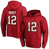 Tampa Bay Buccaneers Fanatics Hoodie NFL Tampa Bay Buccaneers | G M | F Game red