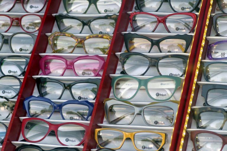Verschenken sie eine neue Brille aus Karlsdorf